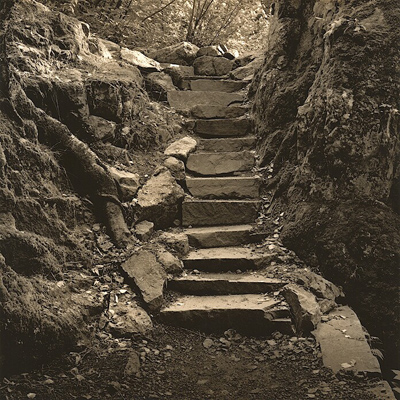 Temperance Stairs